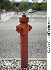a fire fighting water