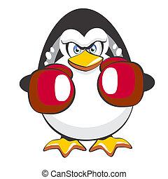 Boxer Penguin
