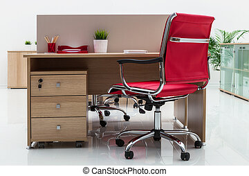 a furniture - beautiful furniture in a modern office