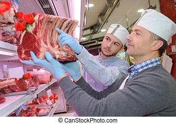 a future butcher