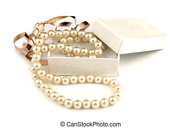pearls - a giftbox of pearls