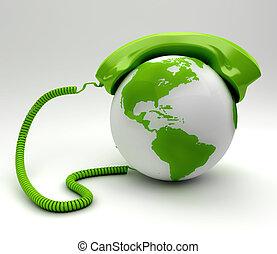 A global Communications concept