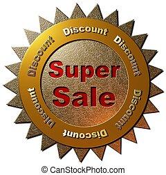 Super Sale Discount