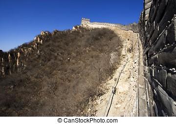 a, grande parede