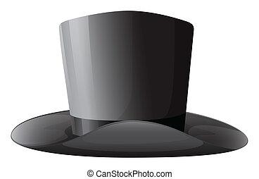 A gray hat