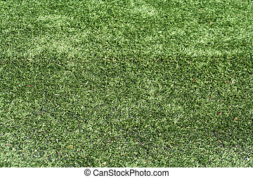 Astro turf background - A green Astro turf background