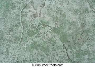 Green cement wall abstract background