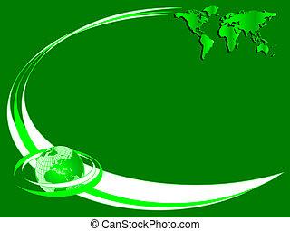 Environmental business card environmental and recycle card template a green environmental business card colourmoves