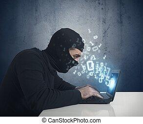 a, hacker