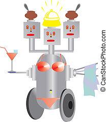 a, hasznos, robot