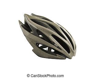 A helmet on white background