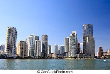 a, high-rise, edifícios