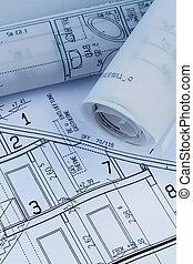 a house plan