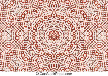 kaleidoscope background - a kaleidoscope background tile ...