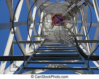 a ladder of success