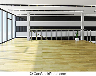 A large hall