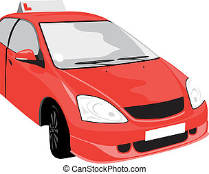 learner car - a learner car