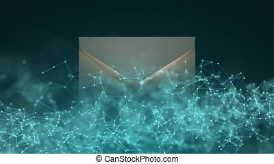 A letter from the Internet. From the global information network ... email technology breakthrough