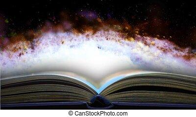 a, livro, conta, aproximadamente, a, segredos, de, a,...