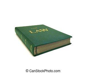 a, livros, de, lei