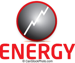 A logotype for an energy company