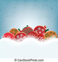 christmas' balls