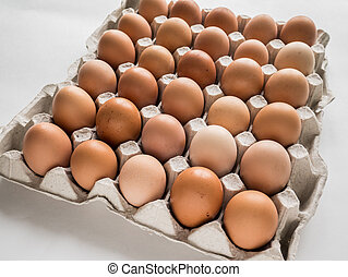 a lot of Eggs in the package
