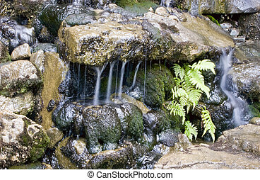 A lovely Little Waterfall