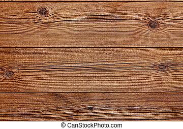 a, marrom, textura madeira, com, natural, patterns.