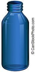 A medical bottle