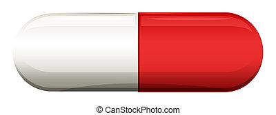 A medical capsule