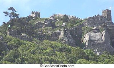A Medieval European Castle