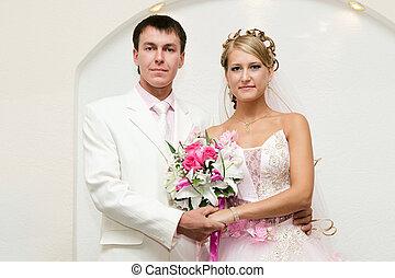 a, menyasszony, és, a, lovász