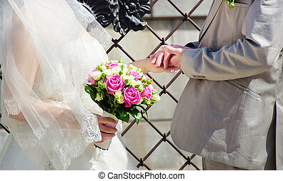 a, menyasszony inas