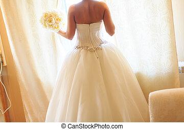 a, menyasszony