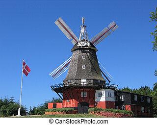 Mill - A Mill