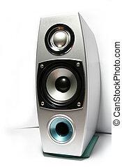 Powerful Speaker - A Modern Design Powerful Speaker