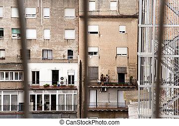 a modernisme house in barcelona