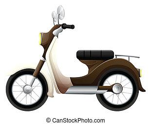 A motor vehicle