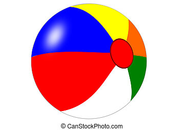 Beach ball Illustrations and Clipart. 26,757 Beach ball ...