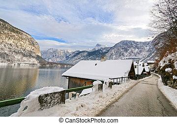 Hallstaetter See, Hallstatt Lake