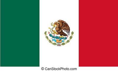 a, nemzeti lobogó, közül, mexikó