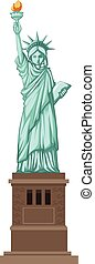 A New York Statue of Liberty