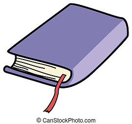 book - a nice picture of a hard covered book