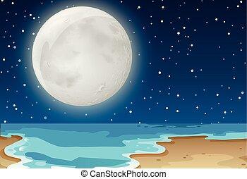 Beach scene Illustrations and Clipart. 8,728 Beach scene ...