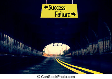 Success Failure, Concept