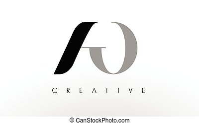 aro a r o three letter logo icon design aro a r o three 3 letter