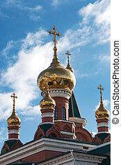 a Orthodox church