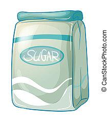 A pack of sugar