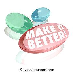 a, palavras, fazer, aquilo, melhor, ligado, vitaminas, suplementos, pílulas, ou, cápsulas, para, entregar, aumentos, ou, melhoramentos, em, saúde, negócio, rendimento, ou, outro, resultados